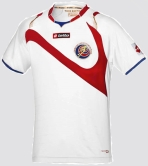 Costa Rica Away 2014 - 2015 Lotto