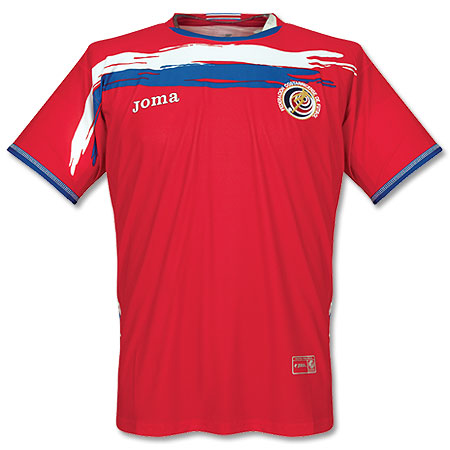 Costa Rica Home 2006 - 2007 Joma
